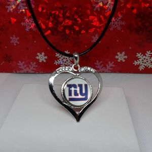 New York Giants Necklace